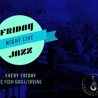 Friday Night Jazz at OC Fish Grill October