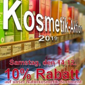 Kosmetik Aktion 2019 At Guten Morgen Bioladen Braunschweig