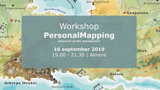Workshop PersonalMapping