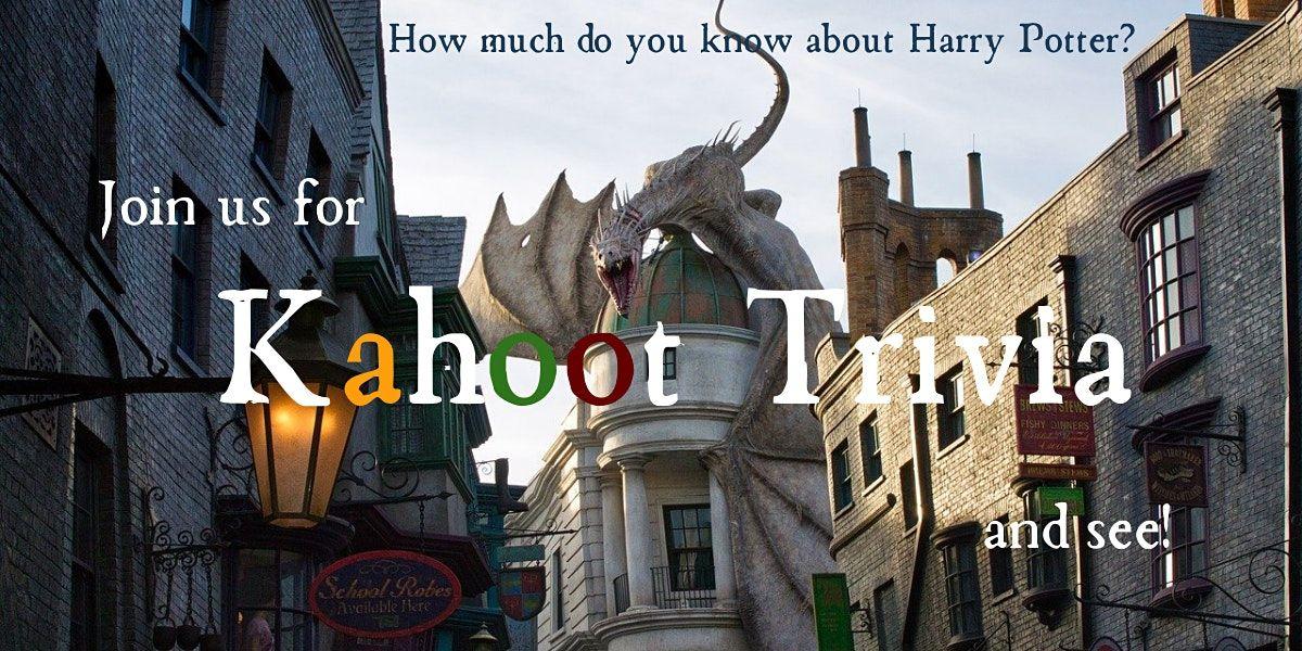 Kahoot Trivia | Online Event | AllEvents.in