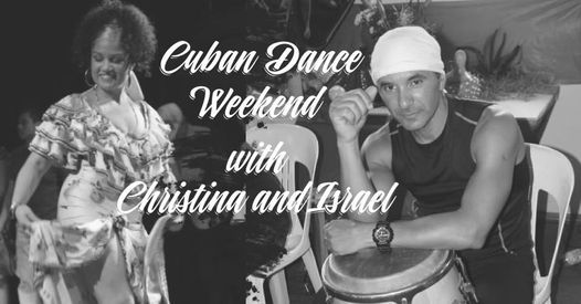 Cuban Dance Workshop Weekend with Christina and Israel | Event in Townsville | AllEvents.in