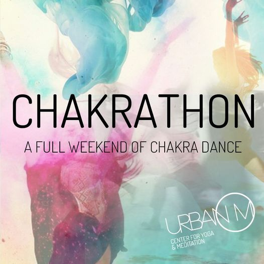 CHAKRATHON / A Full Weekend of Chakra Dance with Anibadh, 14 May | Event in Stockholm | AllEvents.in