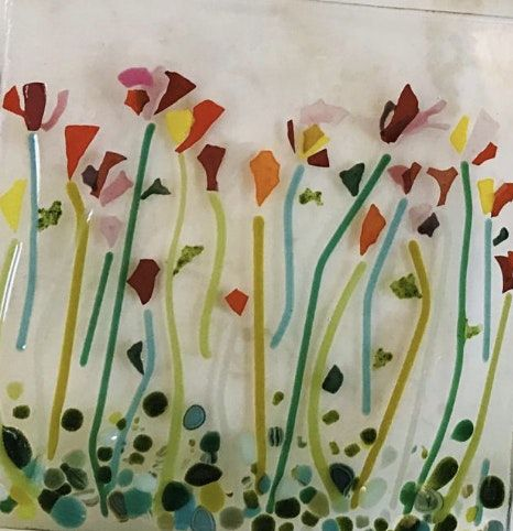 Glass Fusing and Frit Design Workshop, 25 September | Event in McKinney | AllEvents.in