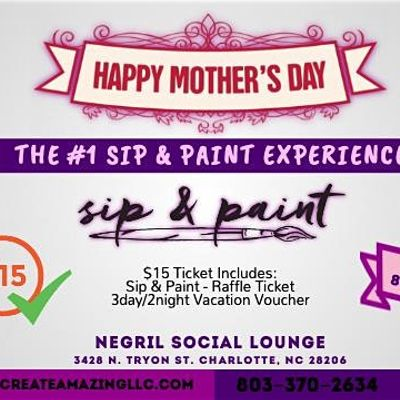Mothers Day Sip & Paint