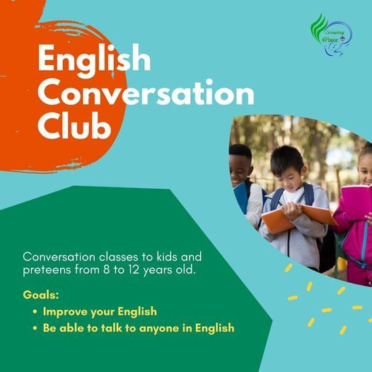 Conversation English club   Event in Cairo   AllEvents.in
