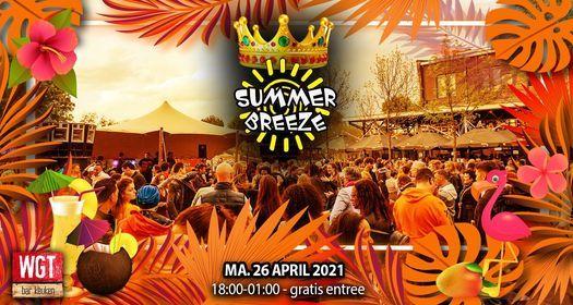 Summer Breeze Latin Night - Koningsnacht op de Westergas 2022, 26 April | Event in Amsterdam | AllEvents.in