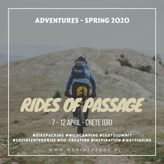 Rides of Passage  Crete (GR) - 6 Day Adventure