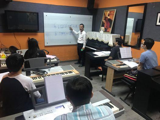 29/09/2021: Khai giảng lớp Hòa âm 1 (Harmony 1) - Online Class, 29 September | Event in Ho Chi Minh City