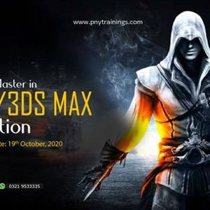 Become a Master in Maya and 3DS Max Animation (Arfa Tower)