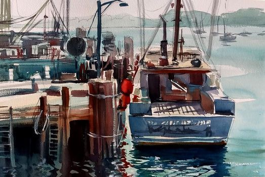 Watercolor Workshop with David Becker, 27 August | Event in Duluth | AllEvents.in