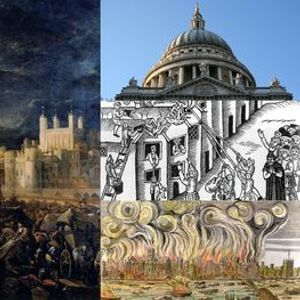 Londons Burning The Story of the Great Fire of London Webinar