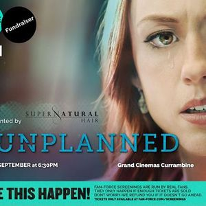 Unplanned - Grand Cinemas Currambine
