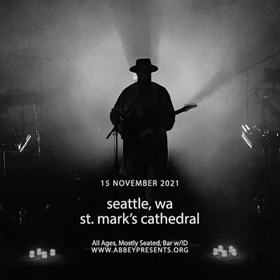 RESCHEDULING RY X  St Marks Cathedral