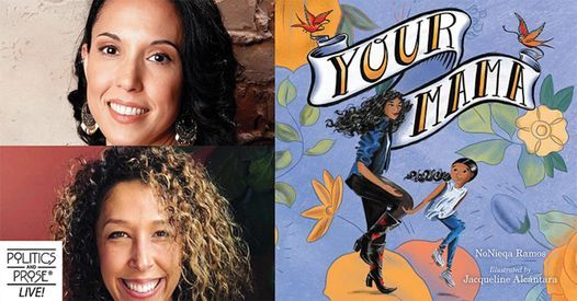 P&P Live! NoNieqa Ramos and Jacqueline Alcántara   Your Mama, 8 May   Online Event   AllEvents.in
