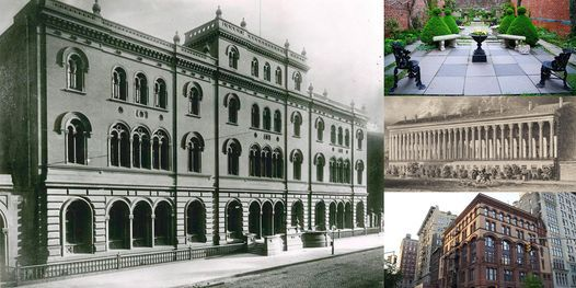 'New York's NoHo: Neighborhood Birthplace of the Gilded Age' Webinar, 18 February | Online Event | AllEvents.in