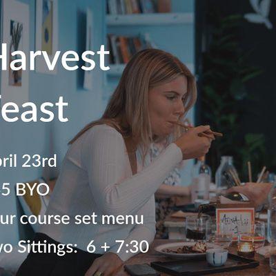 Harvest Feast  SFJ