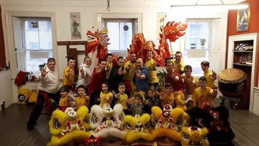 Inverness Chinese New Year Celebration 2020 25th Jan