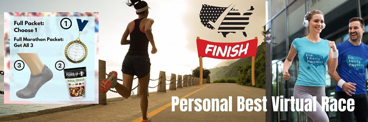Run Arlington Virtual 5K/10K/Half-Marathon Race | Event in Arlington | AllEvents.in