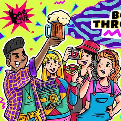 Boozin Through The 90s Bar Crawl  Cincinnati OH