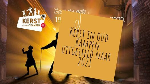 Kerst in oud Kampen 2020, 19 December   Event in Kampen   AllEvents.in