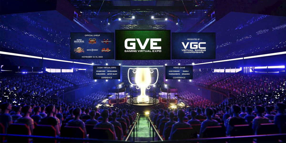 Gaming Virtual Expo 2021, 16 April | Online Event | AllEvents.in