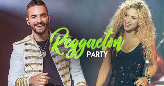 Reggaeton Party - Lille