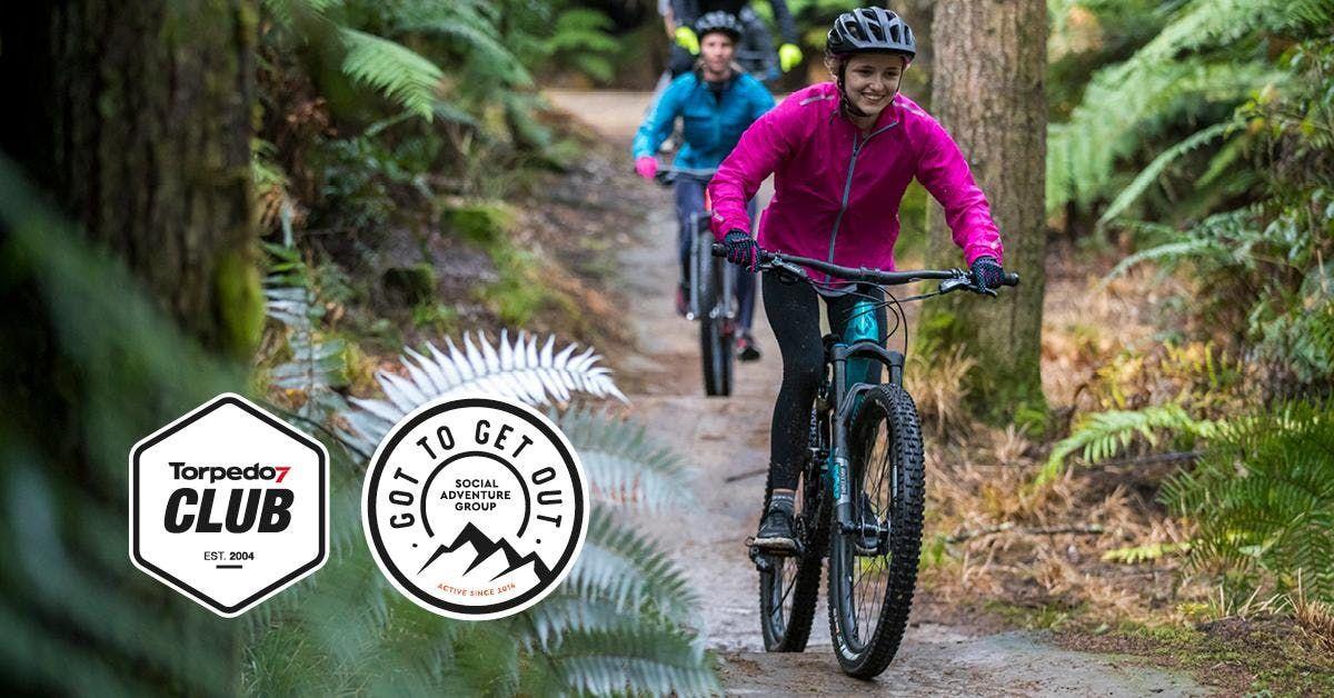Torpedo7 Free Beginner Bike Ride Makara Peak w GTGO