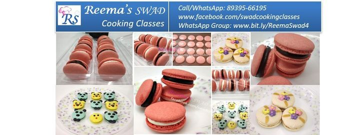 French Macarons Class, 14 May   Event in Chennai   AllEvents.in