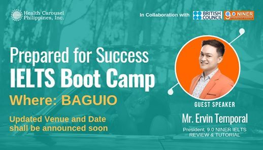 IELTS Boot Camp Baguio