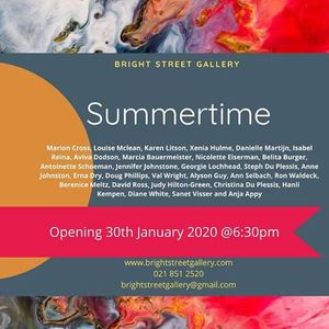 Summertime Group exhibition