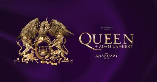 Queen + Adam Lambert, 30 May   Event in Manchester   AllEvents.in