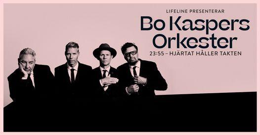 Bo Kaspers Orkester - 23:55 - Hjärtat håller takten, 24 September   Event in Södermalm   AllEvents.in