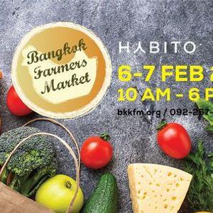 Bangkok Farmers Market at Habito Mall