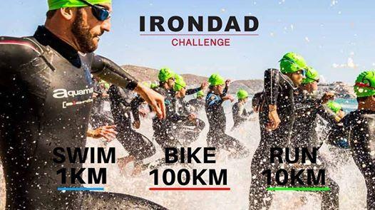 Irondad Challenge - Final Day 111Km Triathlon
