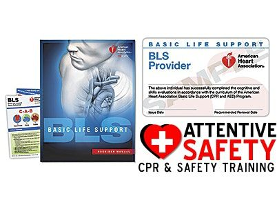 BLS Provider (CPR and AED) Classroom Course