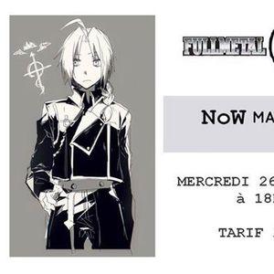 Initiation Manga