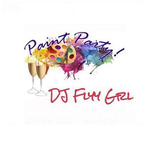 Paint n Sip Party Memorial Day Weekend BBQ