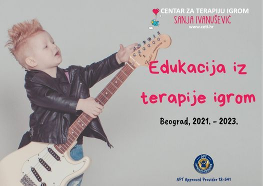 Edukacija iz terapije igrom u Beogradu (2021.-2023.), 6 July   Event in Zagreb   AllEvents.in