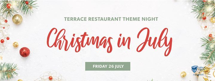 Winter Christmas in July  Ballarat Race Night