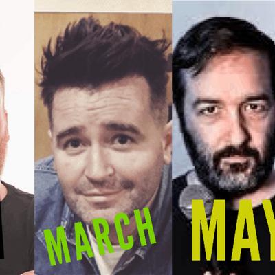 Londons Irish Top Secret Comedy Club