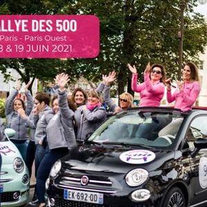 Rallye des 500 Paris - Paris Ouest  dition 2021
