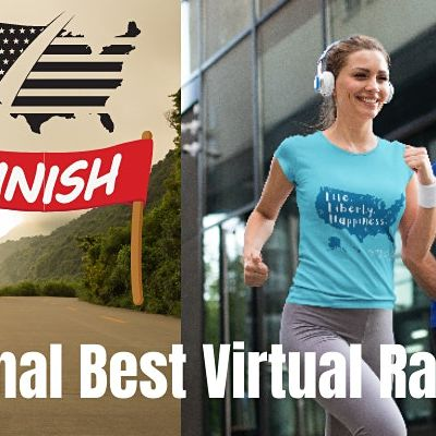 Run Arlington Virtual 5K10KHalf-Marathon Race