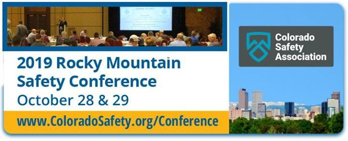 2019 Rocky Mountain Safety Conference