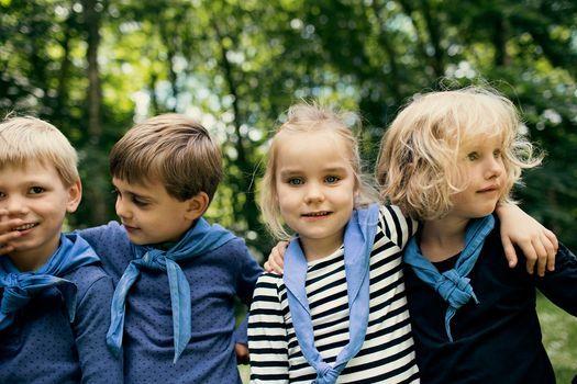 Familiespejd - september mde