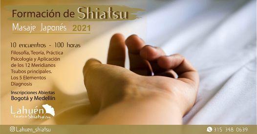 Formación de Shiatsu Masaje Japonés 2021, 21 February | Event in Santafé De Bogotá | AllEvents.in