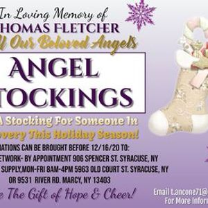 Angel Stockings Donation Drive