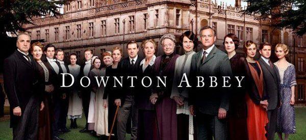 Rotary Downton Abbey Movie Night Fundraiser
