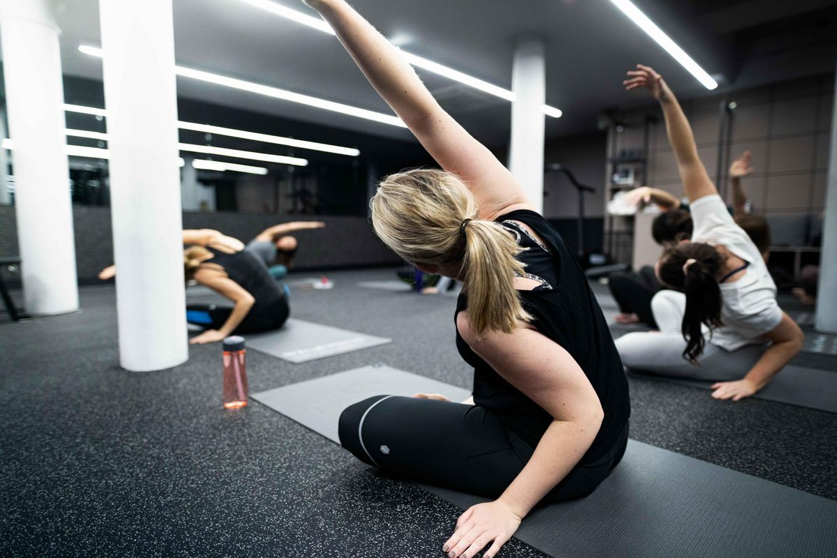 Flex Yoga at Whitworth Locke, 16 December | Event in Manchester | AllEvents.in