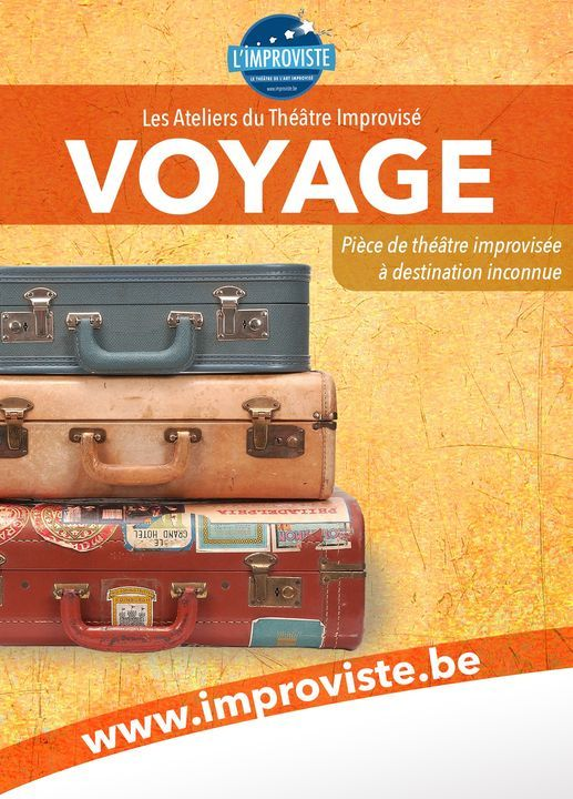 Voyage, 24 March | Event in Brussels | AllEvents.in