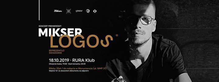 Mikser x Logos - koncert premierowy